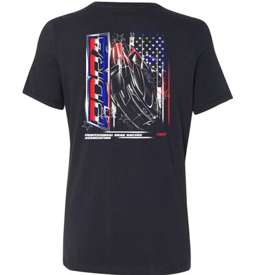 USA Camaro Design Ladies T-Shirt