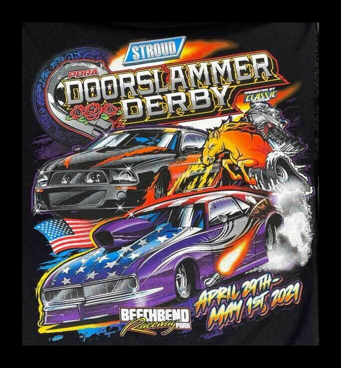 2021 Event 2 - Doorslammer Derby @ Beechbend Raceway Park