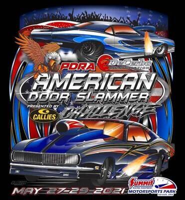 2021 Event 3 - American Door Slammer Challenge @ Summit Motorsports Park