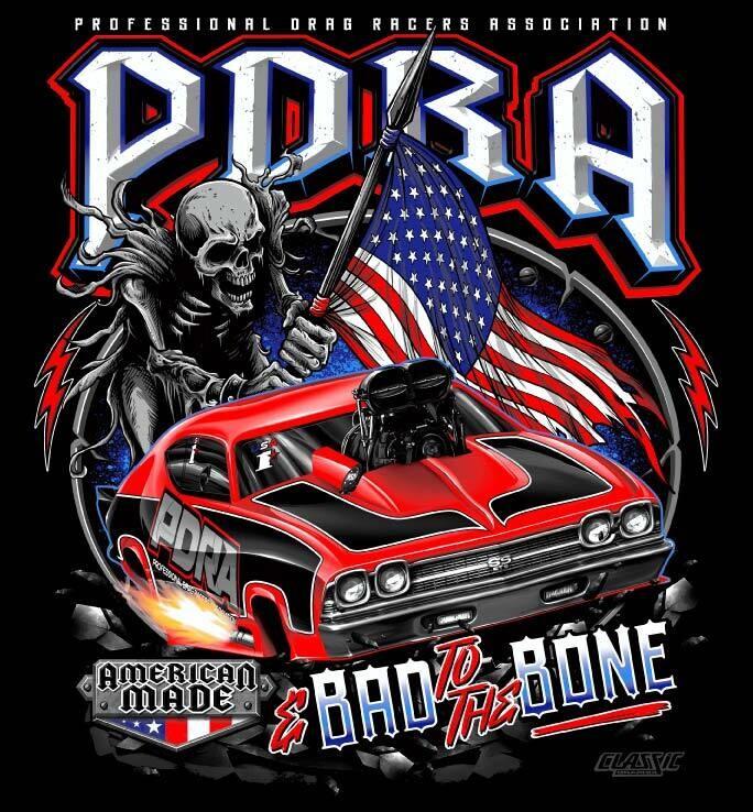 Bad to the Bone Design T-Shirt