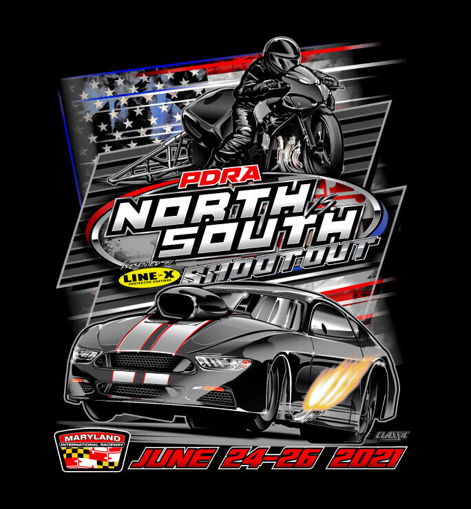 2021 Event 4 - North VS. South Shootout @ Maryland International Raceway