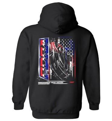USA Camaro Design Hooded Sweatshirt