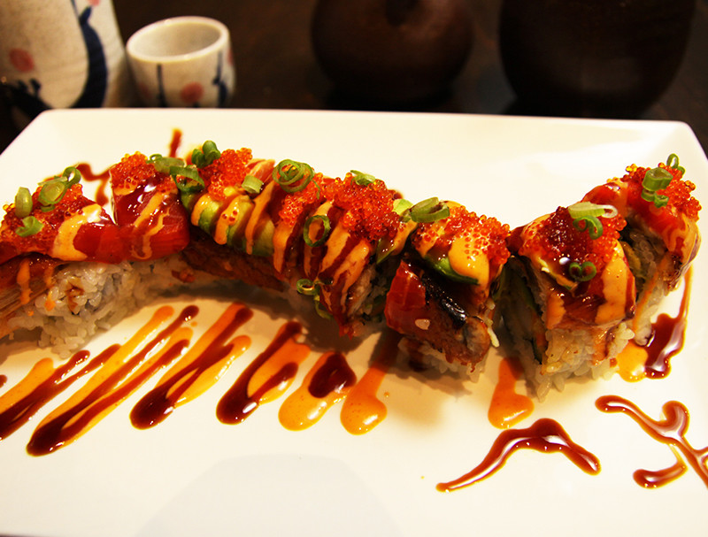 Burke Mountain Roll (8 pcs)