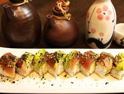 Tuna Tataki Roll (8 pcs)