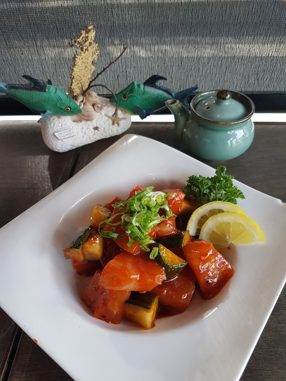 Spicy Tuna Sashimi (Full)