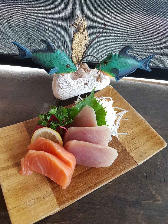 Appetizer Sashimi (5 pcs)