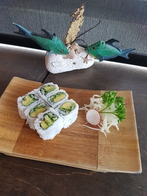 Avocado & Kappa Roll