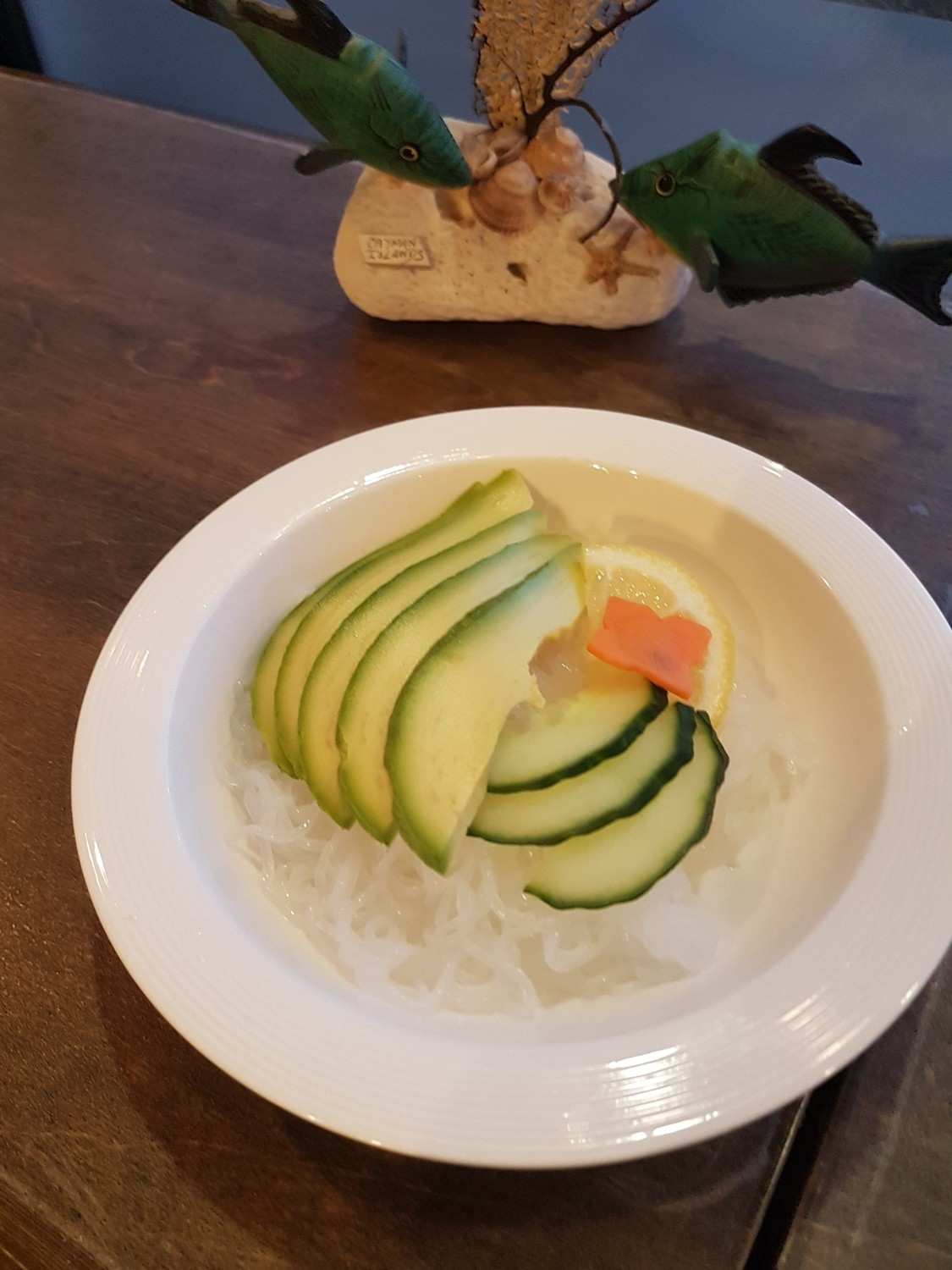 Sunomono (Avocado)