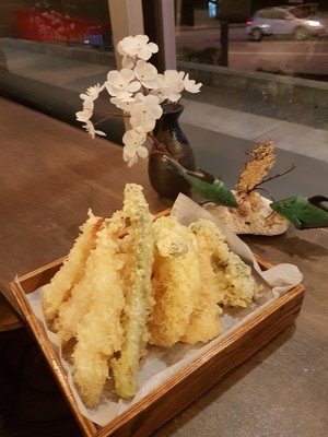 Assorted Tempura (13 pcs)