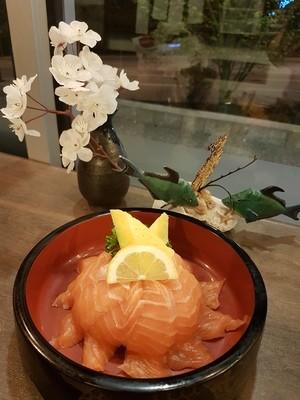 Salmon Don (10 pcs)