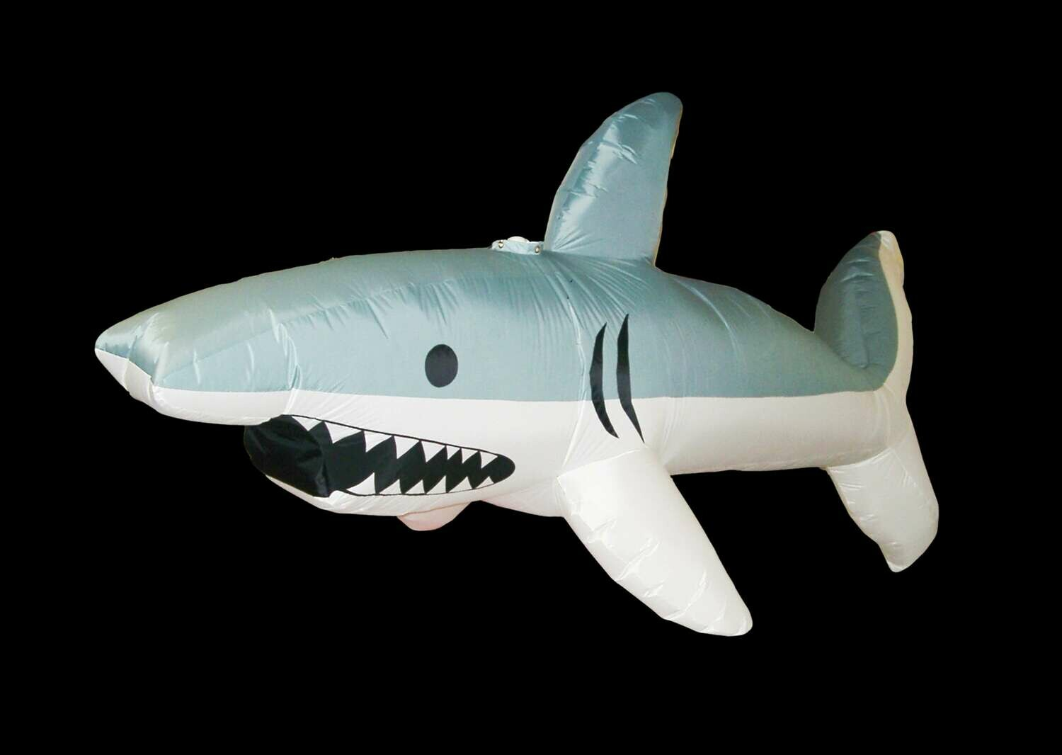 Hanging Inflatable Shark 8.2ft/250cm x 3.5ft/108cm
