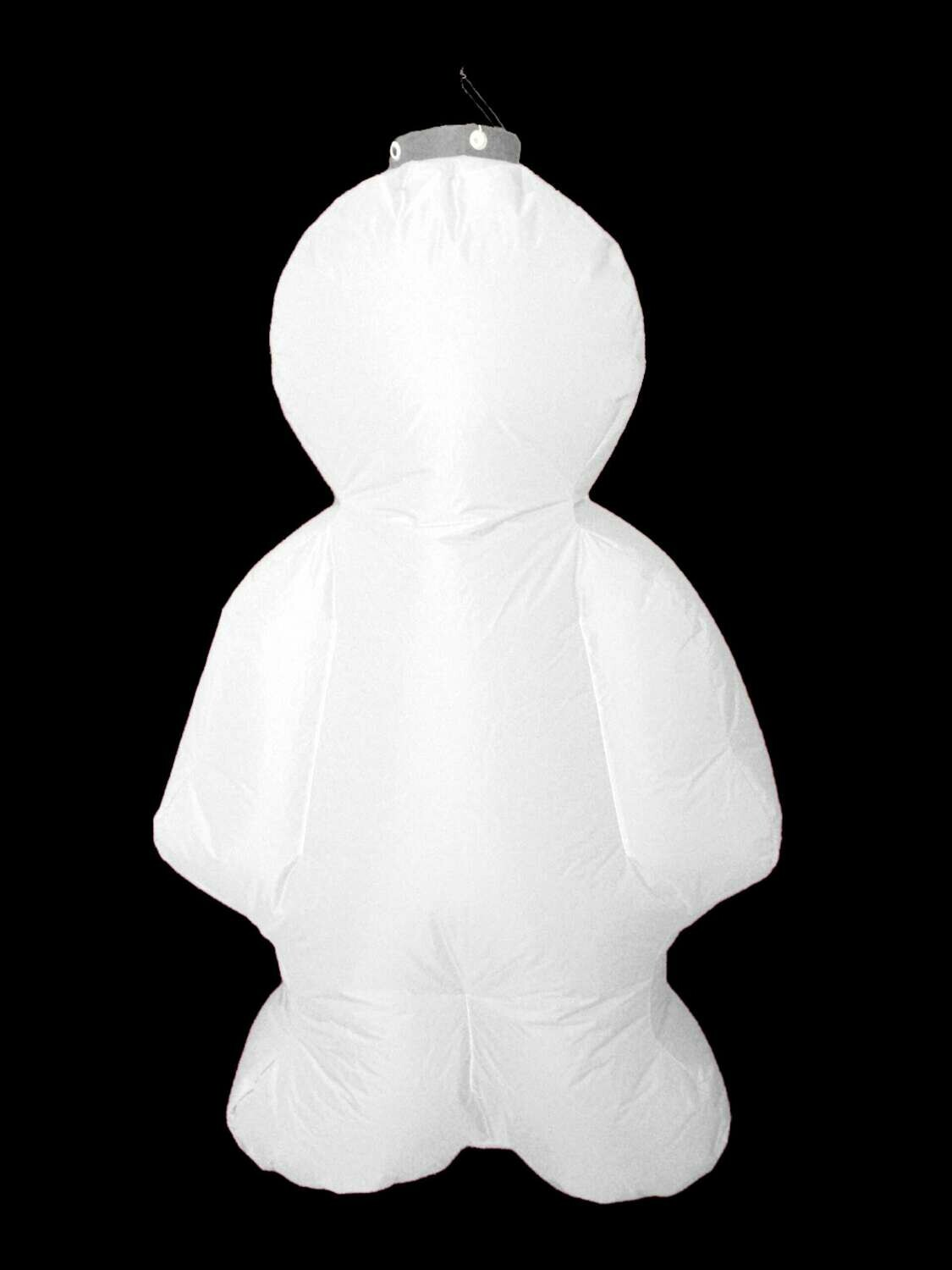Hanging Inflatable Jelly Baby 2.4ft/74cm x 4ft/122cm