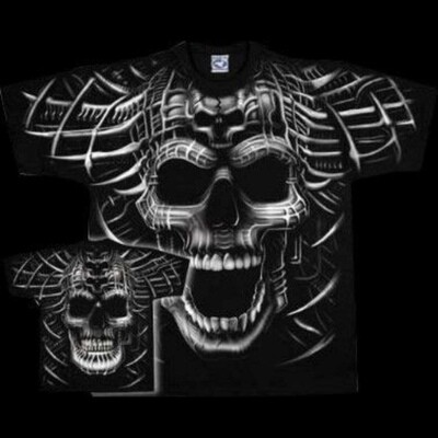 3D Clanskull™ Shirts
