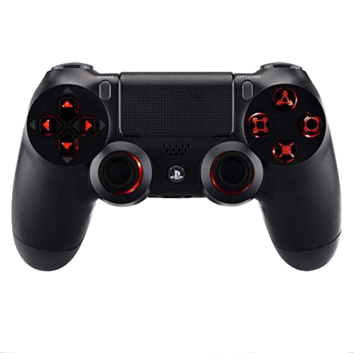 CUSTOM LED PS4 CONTROLLER