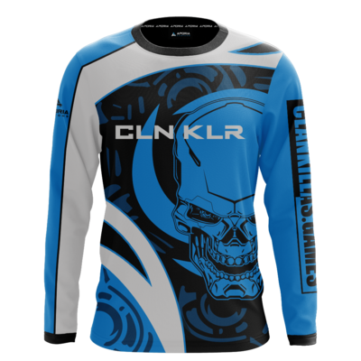 Clan Killas®: SCK GMR™ Long Jersey