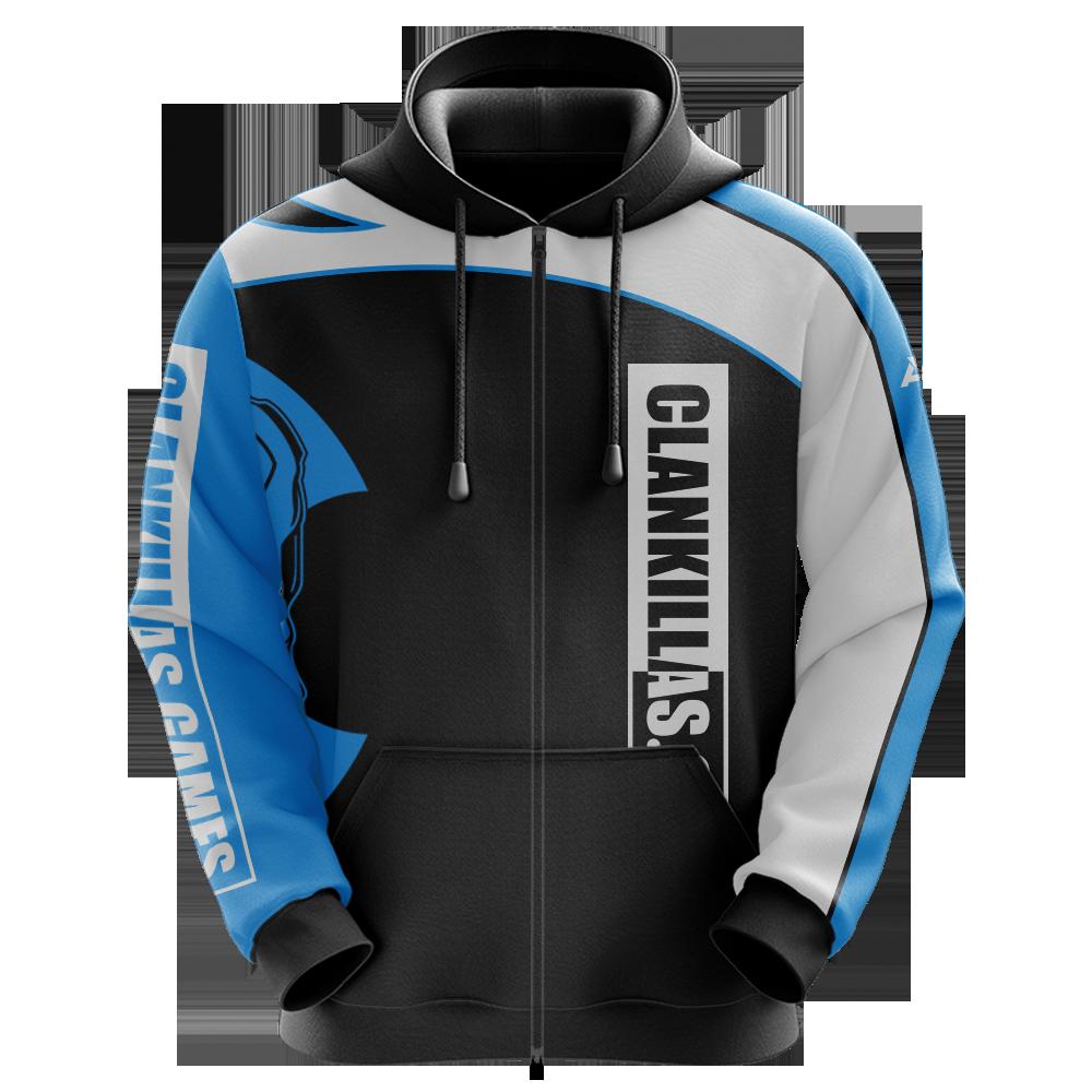 Zip-Hoodie | SCK GMR™ Design