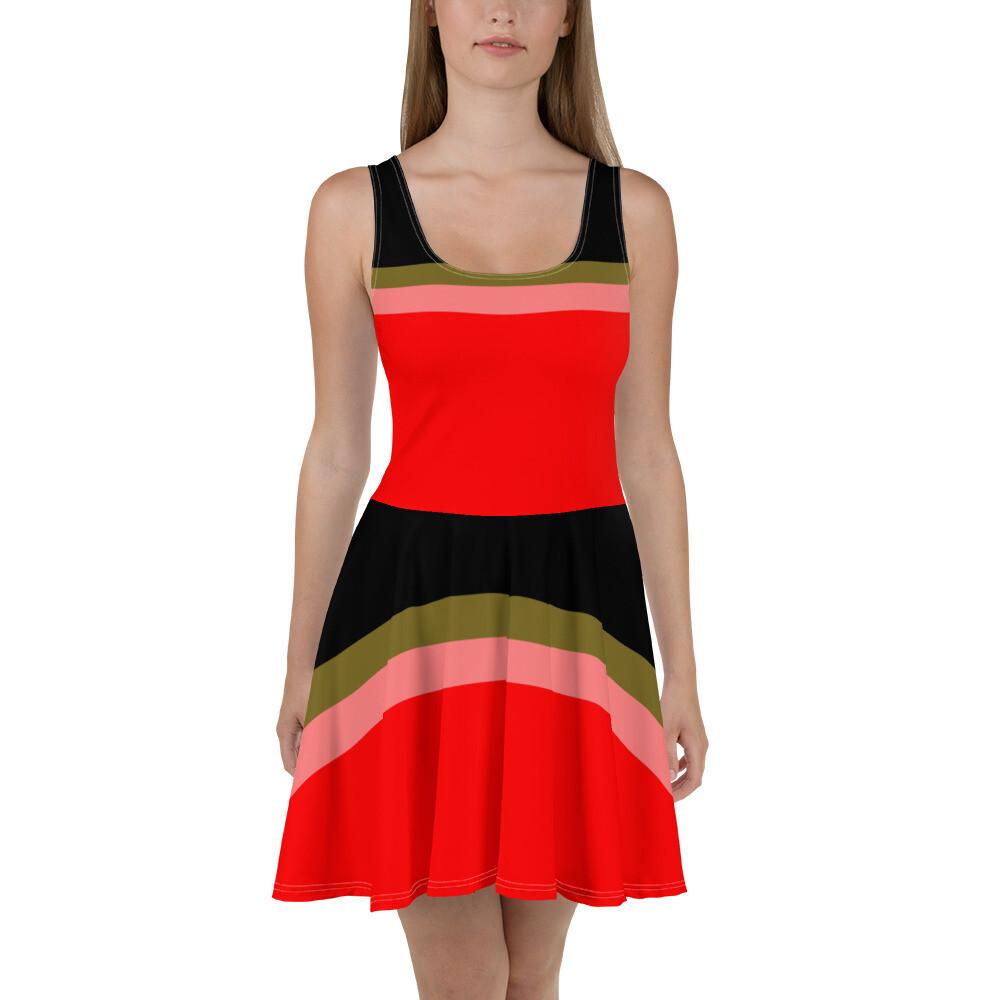 SERIPPY Skater Dress