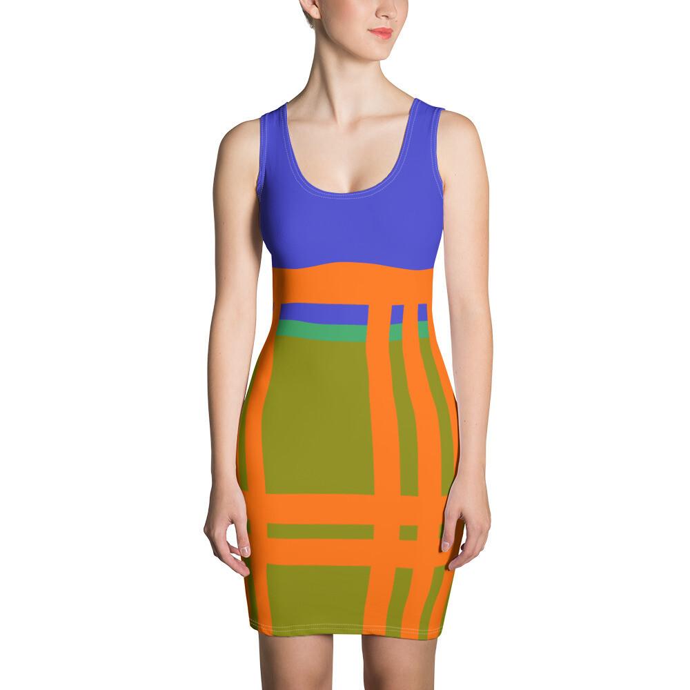 SERIPPY Sublimation Cut & Sew Dress