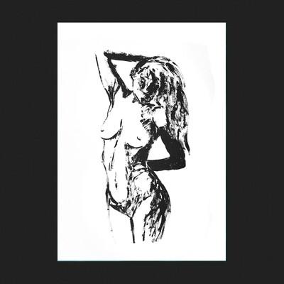 BODY I. print