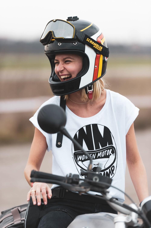 WMB Helmet Tshirt