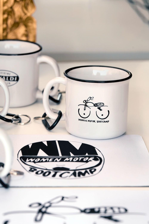 WMB Camping Mug