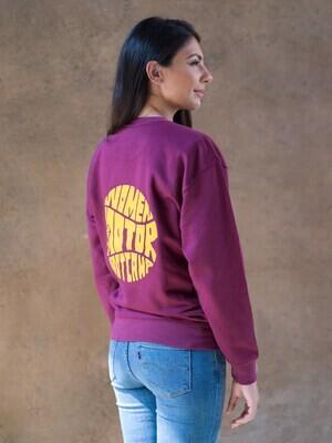 Round Logo Sweatshirt
