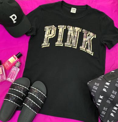Футболка Pink от Victoria's Secret