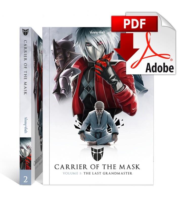 Carrier of the Mask: Volume 2 (EN) DIGITAL DOWNLOAD