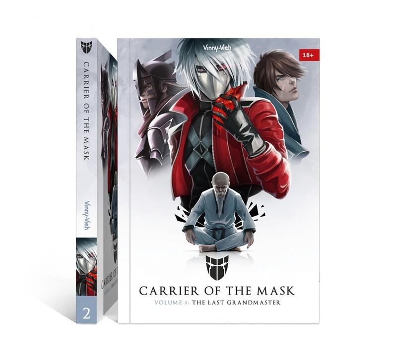 Carrier of the Mask: Volume 2 (EN)