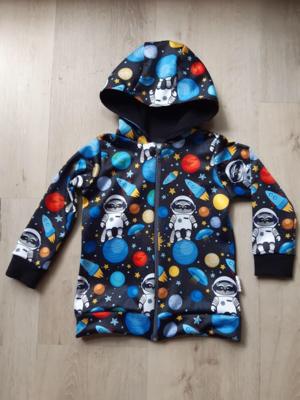 Space adventurer softshell jacket