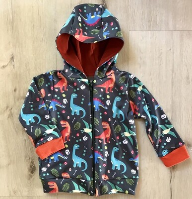 Dino softshell jacket