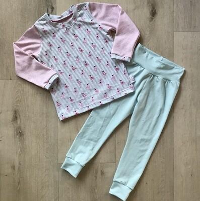 Flamingo PJ set