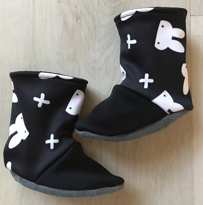 Miffy soft sole boots