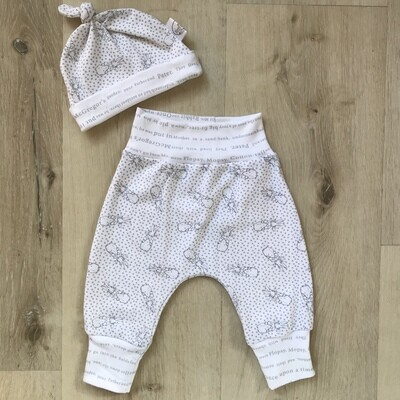 Peter Rabbit harem pants