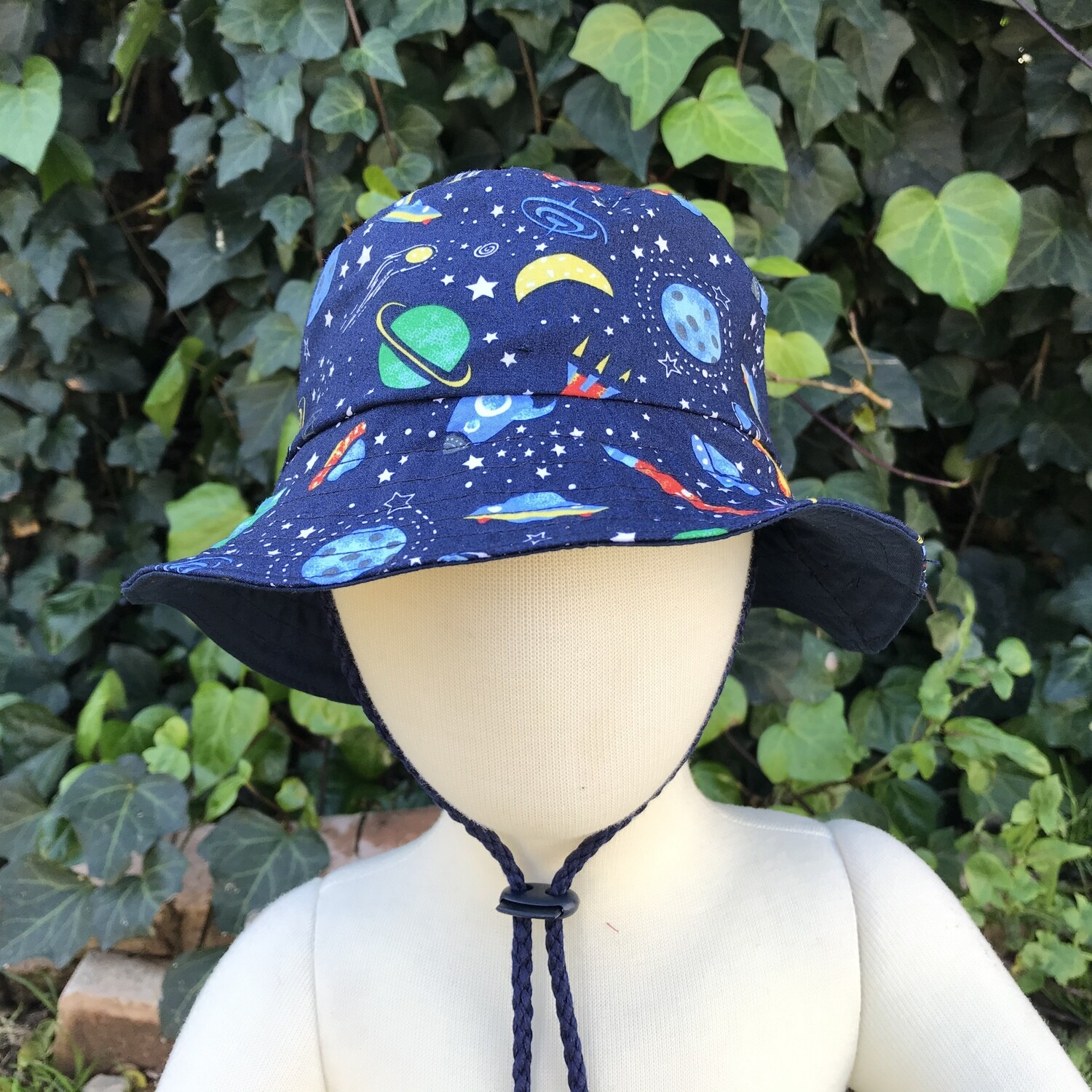 Space bucket hat