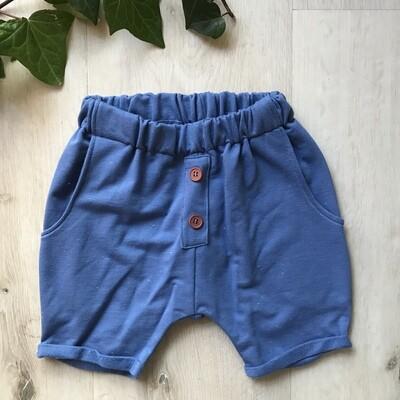 Royal blue lounge shorts