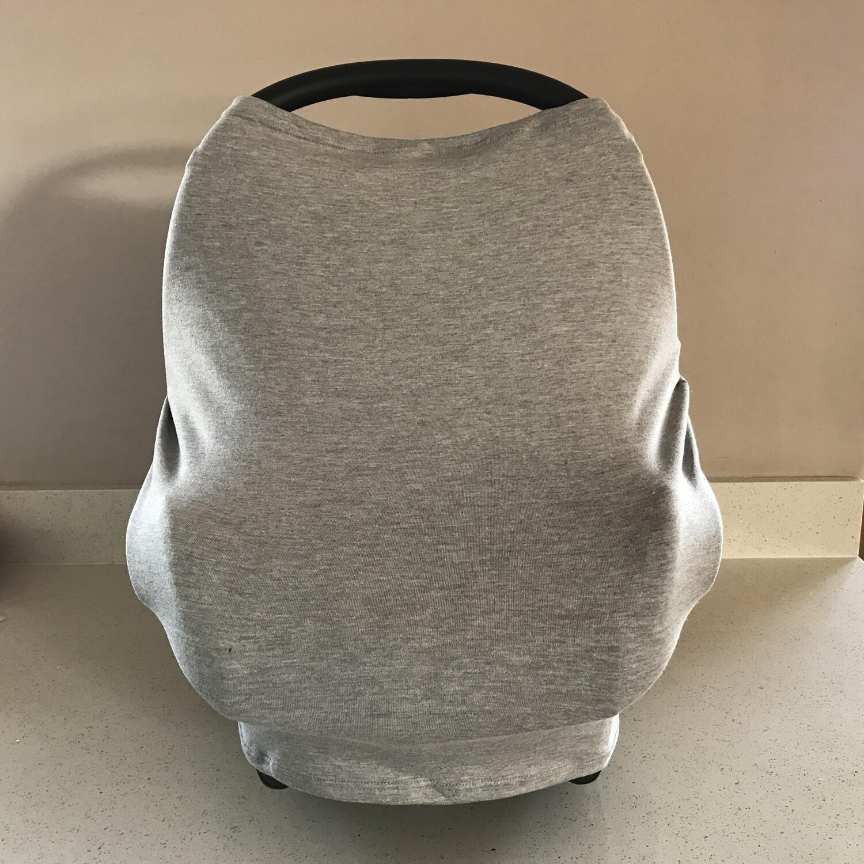 Grey Melange Multicover