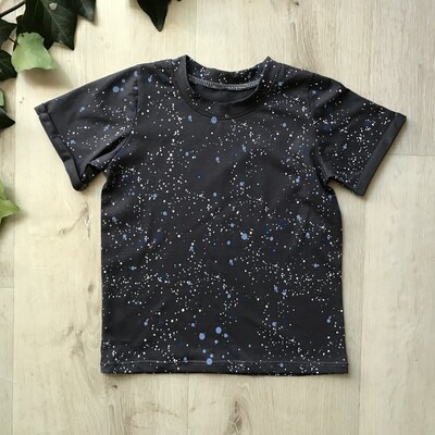 Charcoal speckled tshirt