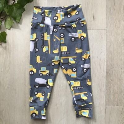 Construction leggings