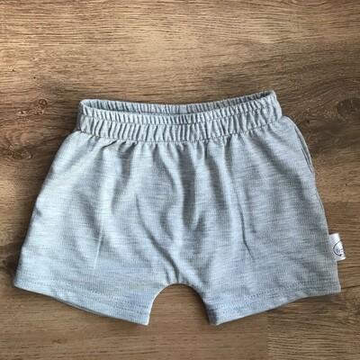 Grey play shorts