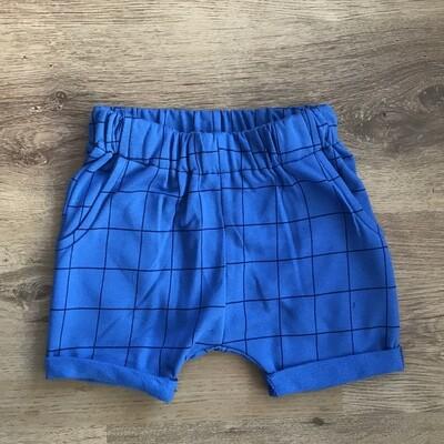 Gridlock lounge shorts