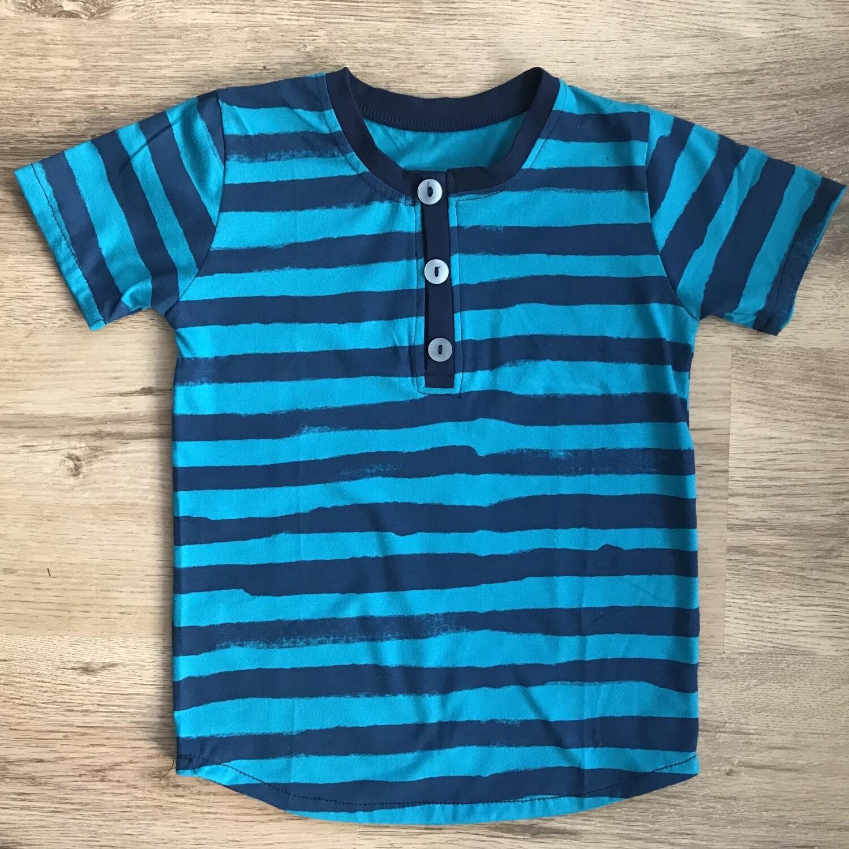 Striped Henley tshirt