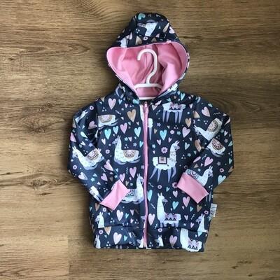 Llama Softshell jacket