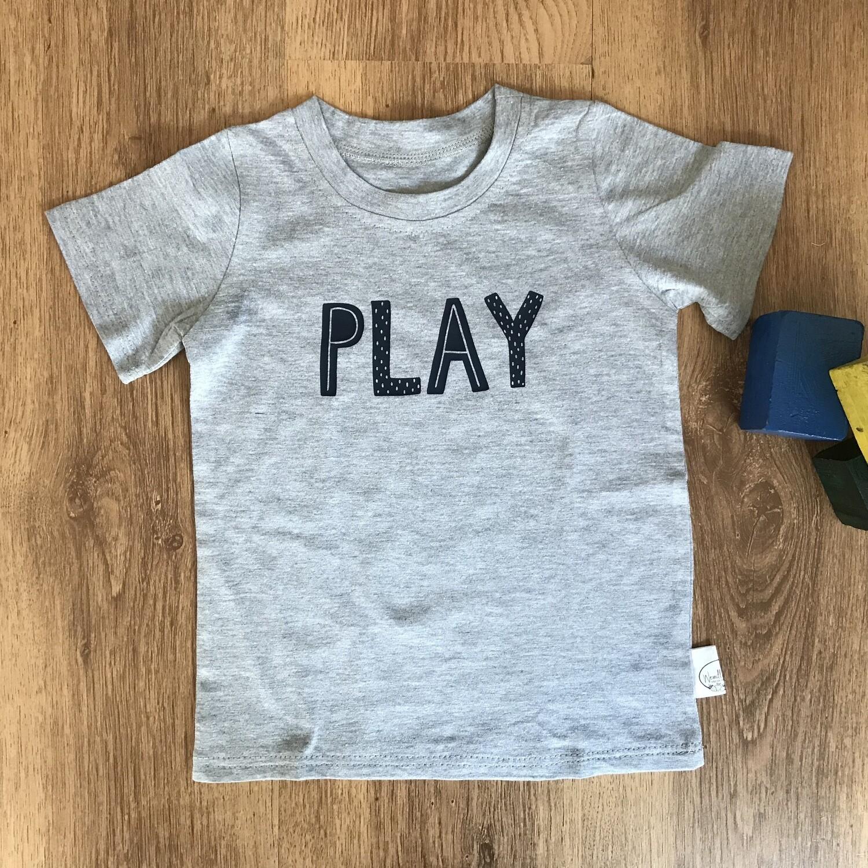 Play tshirt