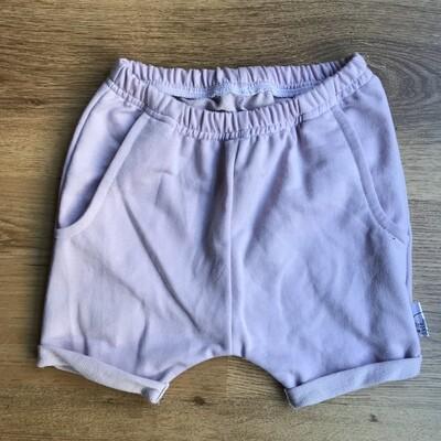 Lilac lounge shorts