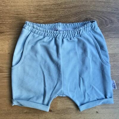 Baby blue lounge shorts