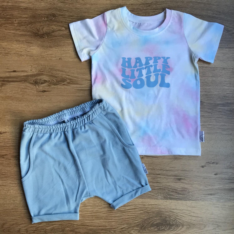 Happy Little Soul set - Baby blue