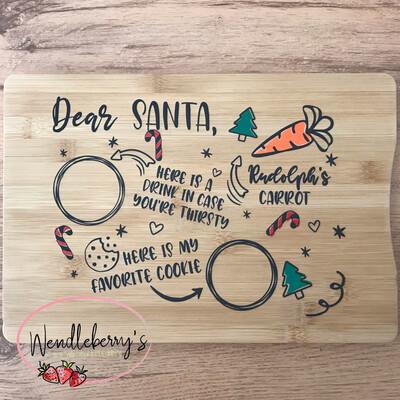 Christmas Eve Santa Server