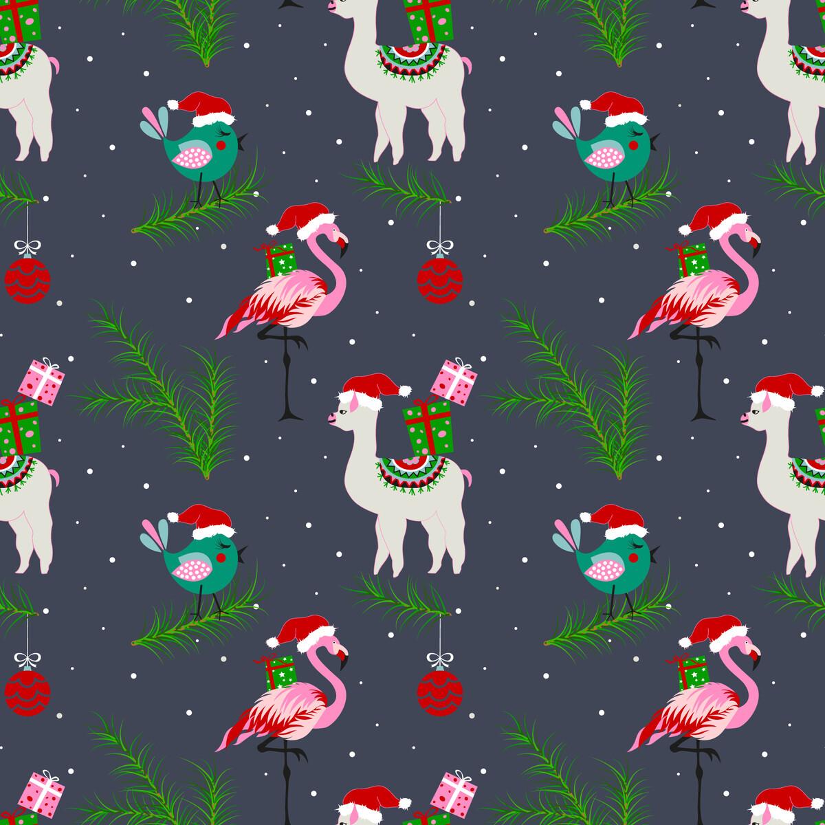 Flamingle bells MYSTERY Christmas Set