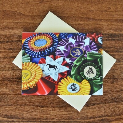 """""""Dedication"""" Note Cards - 4 pack"""